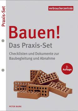 Bauen! – Das Praxis-Set von Burk,  Peter