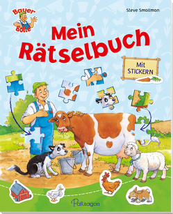 Bauer Bolle Mein Rätselbuch von Faber,  Nina, Smallman,  Steve
