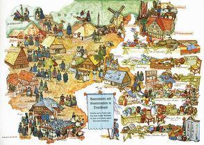 Bauernhäuser und Bauerntrachten in Deutschland