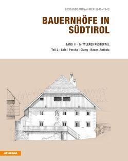Bauernhöfe in Südtirol / Bauernhöfe in Südtirol Band 11/2 von Stampfer,  Helmut