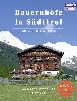Bauernhöfe in Südtirol – eBook von Hempel,  Andreas Gottlieb