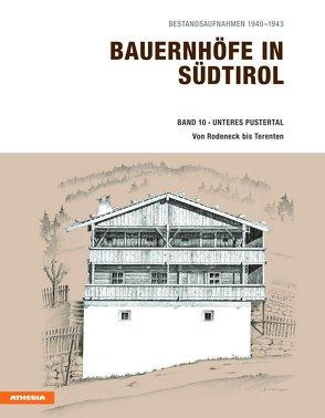 Bauernhöfe in Südtirol / Bauernhöfe in Südtirol Band 10 von Stampfer,  Helmut