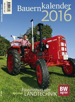 Bauernkalender 2016