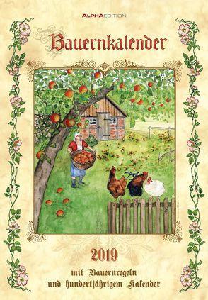 Bauernkalender 2019 – Bildkalender von ALPHA EDITION