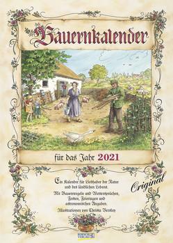 Bauernkalender 2021 von Korsch Verlag