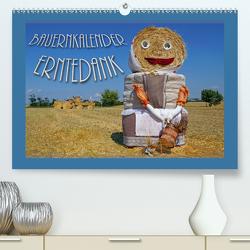 Bauernkalender – Erntedank (Premium, hochwertiger DIN A2 Wandkalender 2021, Kunstdruck in Hochglanz) von Flori0