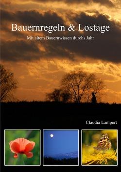 Bauernregeln & Lostage von Lampert,  Claudia