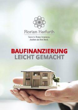 Baufinanzierung leicht gemacht von Herfurth,  Florian