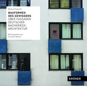 Bauformen des Gewissens von Krajewski,  Markus, Werner,  Christian