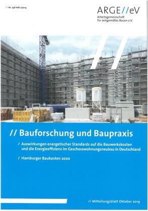 Bauforschung und Baupraxis von Gniechwitz,  Timo, Höltig,  Julia, Walberg,  Dietmar