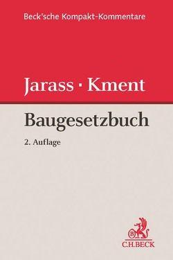 Baugesetzbuch von Jarass,  Hans D, Kment,  Martin