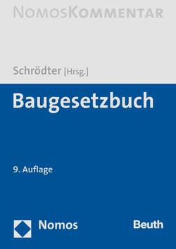 Baugesetzbuch von Schrödter,  Wolfgang