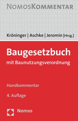 Baugesetzbuch von Aschke,  Manfred, Jeromin,  Curt M., Kröninger,  Holger