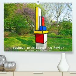 Bauhaus-Architektur im Ruhrgebiet (Premium, hochwertiger DIN A2 Wandkalender 2020, Kunstdruck in Hochglanz) von Hermann,  Bernd