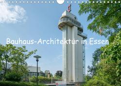 Bauhaus-Architektur in Essen (Wandkalender 2021 DIN A4 quer) von Hermann,  Bernd