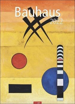 Bauhaus Kalender 2022 von Weingarten