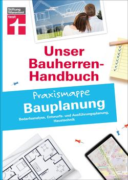 Bauherren-Praxismappe Bauplanung von Krisch,  Rüdiger