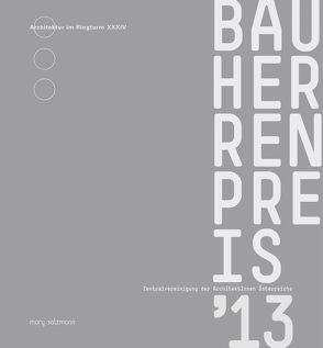 Bauherrenpreis 2013