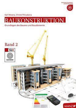 Baukonstruktion HTL II von Mezera,  Karl, Riccabona,  Cristof