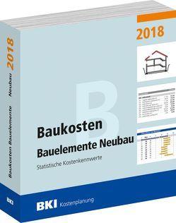 Baukosten Bauelemente Neubau 2018