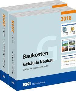 Baukosten Gebäude + Bauelemente Neubau 2018