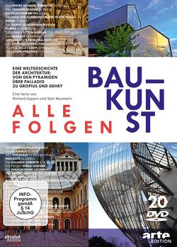 Baukunst – alle Folgen von Copans,  Richard, Neumann,  Stan
