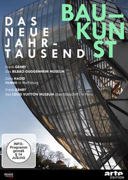Baukunst DAS NEUE JAHRTAUSEND von Copans,  Richard, Neumann,  Stan
