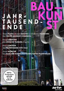 Baukunst JAHRTAUSENDENDE von Copans,  Richard, Neumann,  Stan