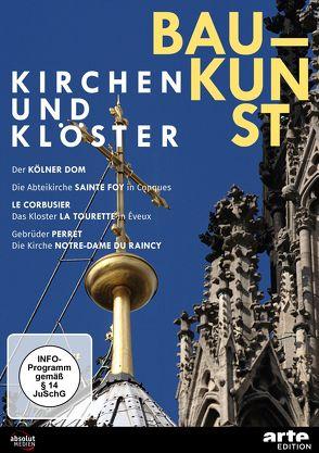 BAUKUNST KIRCHEN UND KLÖSTER von Copans,  Richard, Neumann,  Stan