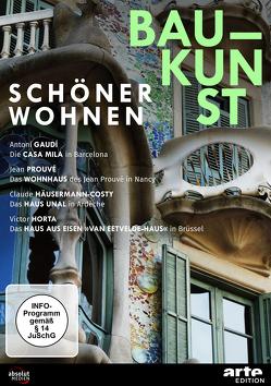 BAUKUNST SCHÖNER WOHNEN von Copans,  Richard, Neumann,  Stan