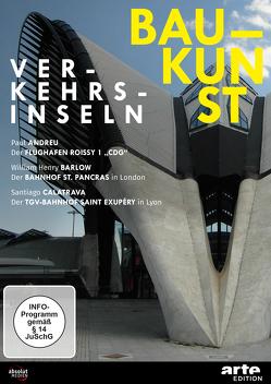 Baukunst VERKEHRSINSELN von Copans,  Richard, Neumann,  Stan