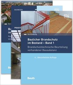 Baulicher Brandschutz im Bestand: 1 – 3 von Geburtig,  Gerd