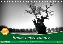 Baum Impressionen (Tischkalender 2018 DIN A5 quer) von Heinemann,  Holger