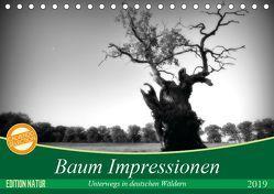 Baum Impressionen (Tischkalender 2019 DIN A5 quer) von Heinemann,  Holger