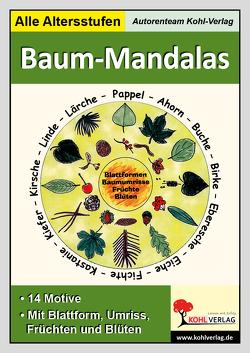 Baum-Mandalas von Kohl-Verlag