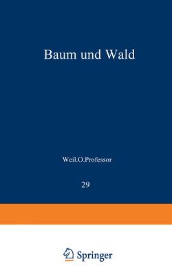 Baum und Wald von Jost,  Ludwig, Overbeck,  Fritz