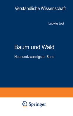 Baum und Wald von Jost,  Ludwig, Loewen,  H.
