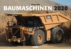 Baumaschinen 2020 von Wilk,  Thomas