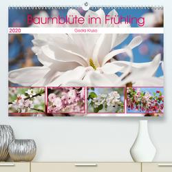 Baumblüte im Frühling (Premium, hochwertiger DIN A2 Wandkalender 2020, Kunstdruck in Hochglanz) von Kruse,  Gisela