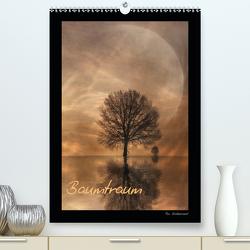 Baumtraum (Premium, hochwertiger DIN A2 Wandkalender 2021, Kunstdruck in Hochglanz) von manhART