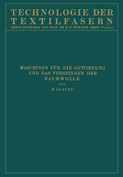 Baumwollspinnerei von Glafey,  Hugo, Herzog,  R. O.