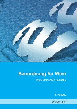 Bauordnung für Wien von proLIBRIS VerlagsgesmbH