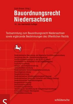 Bauordnungsrecht Niedersachsen von Breyer,  Erich