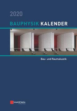 Bauphysik-Kalender / Bauphysik-Kalender 2020 von Fouad,  Nabil A.