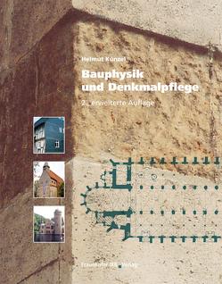 Bauphysik und Denkmalpflege. von Künzel,  Helmut