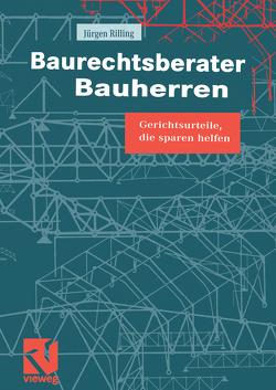 Baurechtsberater Bauherren von Rilling,  Jürgen