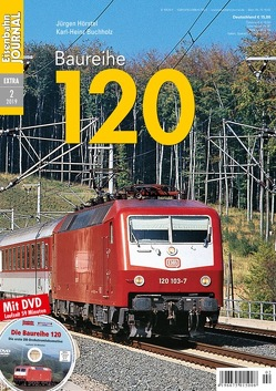 Baureihe 120 von Hörstel,  Jürgen