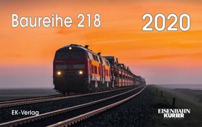 Baureihe 218 – 2020