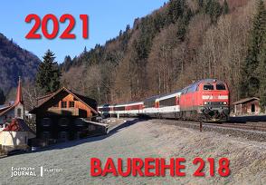 Baureihe 218 2021