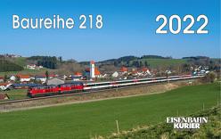 Baureihe 218 – 2022